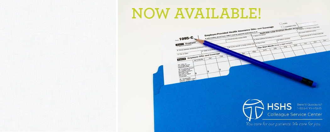 Form 1095-C Now Available